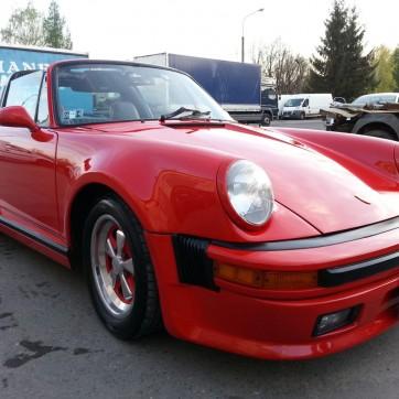 Porsche 911 TARGA 3
