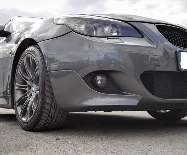 BMW 5 e60 Mpakiet 1