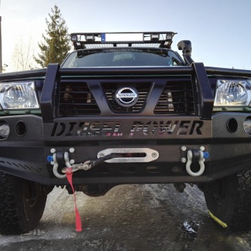 NISSAN PATROL OFF-ROAD 26