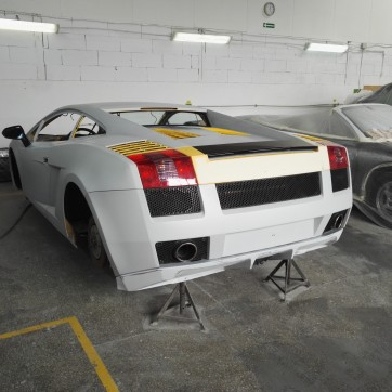 Lamborghini Gallardo 8