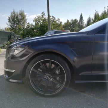 Mercedes CLS ////AMG