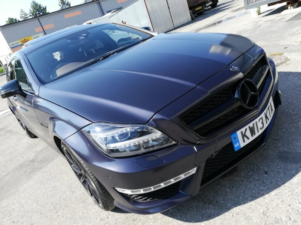 Mercedes CLS S63 ////AMG