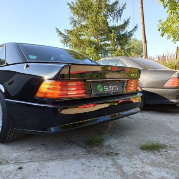 Mercedes Benz S600 ////AMG R129