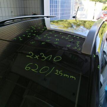 Szkoda gradowa 25 samochodów 8